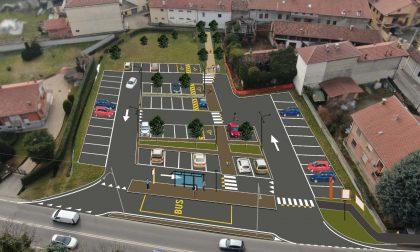 Nole: il nuovo parcheggio potrebbe essere così