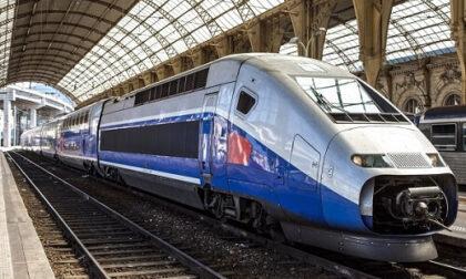 Uomo travolto da un treno a Collegno