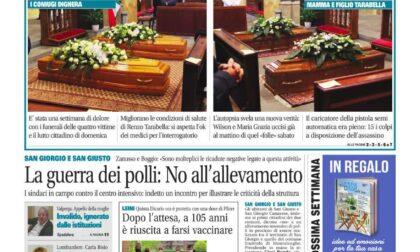 Il Canavese – edizione Rivarolo (del 20 aprile) in edicola. Ecco la prima pagina