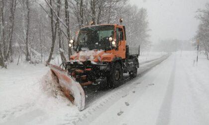 Nevicata primaverile nelle Valli di Lanzo