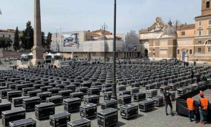 Dino Bono: da Castellamonte a Roma per aiutare i lavoratori dello spettacolo