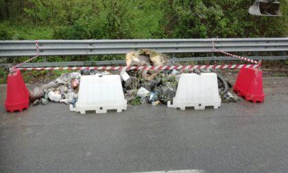 "Pedemontana: Rimossi i rifiuti dalla Sp 565 ""di Castellamonte"""