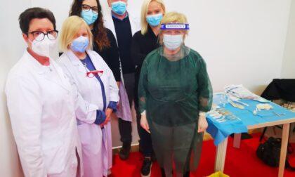 I medici di base di Feletto hanno iniziato le vaccinazioni dei cittadini