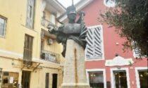 Monumento a Vittorio Ferrero: il mezzobusto sarà spostato in mezzo alla piazza
