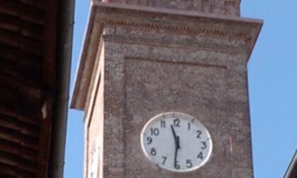 Le campane sono tornate a suonare a Favria dopo quasi 2 anni