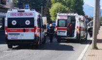 Tamponamento a Rivarolo, due auto coinvolte