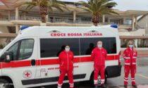 Castellamonte-Lamezia Terme, 23 ore di viaggio per tre volontari CRI a servizio di un anziano