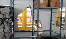 Furto nel magazzino del Centro servizi per il volontariato: rubati anche due mezzi