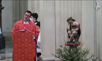 Straordinario ritrovamento nella casa canonica: la statua del Cristo Deriso