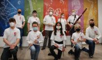 Trinity college: brillano gli studenti della Scuola di Musica di Castellamonte