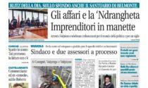 Il Canavese – edizione Rivarolo (del 12 maggio) in edicola. Ecco la prima pagina