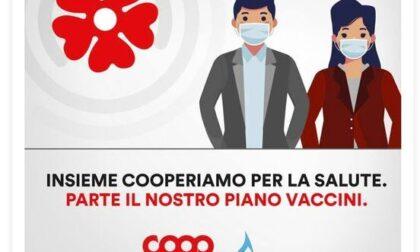 Nova Coop pronta a vaccinare tutti i suoi dipendenti