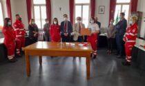 Premiati volontari e dipendenti della Croce Rossa di Castellamonte