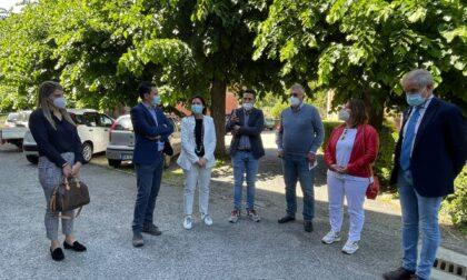 Case Atc di Ivrea: sopralluogo dell'assessore regionale Chiara Caucino