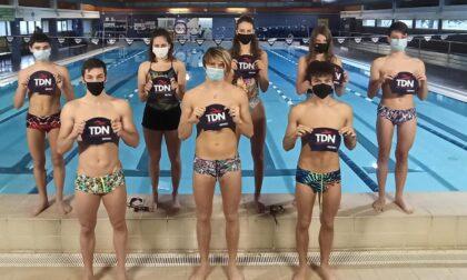 Anche in vasca corta l'Aquasport si conferma protagonista del nuoto