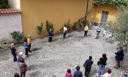 Valperga: presentato in Municipio il Gruppo di cammino del paese