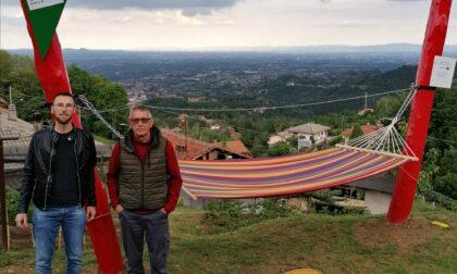 Maxi amaca  a Cuorgnè,  unica in tutta la Regione Piemonte
