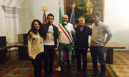 Il cittadino onorario di Cuorgnè Egan Bernal vince il Giro d'Italia
