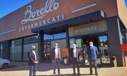 A Rivara inaugurato il nuovo supermercato Borello