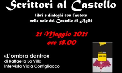"""""""Scrittori al Castello"""" terzo appuntamento: ospite Raffaella La Villa"""