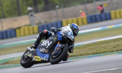 Moto2, Le Mans: Celestino Vietti partirà dalla 28esima casella