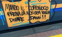 Treni imbrattati alla stazione di Rivarolo, la condanna del comitato pendolari