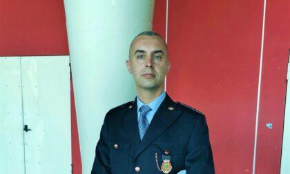 Alberto Pizzocaro lascia Ivrea: è il nuovo comandante di polizia locale a Venaria Reale