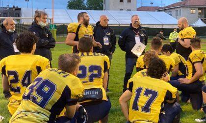 Blitz Balangero ancora vincenti: il football americano è protagonista