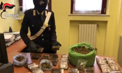 Estorsione e spaccio di droga, arrestate 10 persone