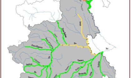 Allerta arancione sul Piemonte: rischio idrogeologico e idraulico