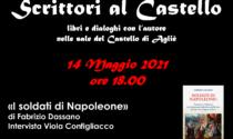 """Al Castello di Agliè la presentazione di """"I soldati di Napoleone"""", incontro con l'autore"""
