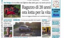 Il Canavese – edizione Rivarolo (del 16 giugno) in edicola. Ecco la prima pagina