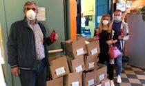 La scuola di Cuorgnè diventa plastic free: 640 borracce agli studenti