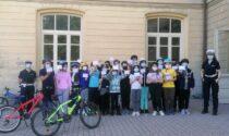 Cuorgnè: Piccoli ciclisti e pedoni rispettosi delle regole crescono