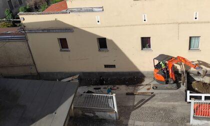 Si rompe una tubatura, quartiere San Lorenzo senza acqua