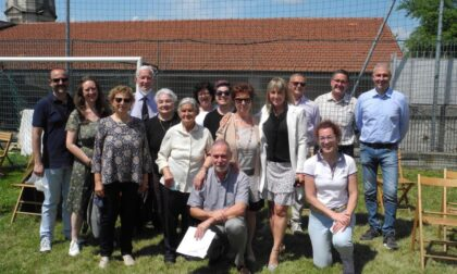 Mathiesi in festa per i 25 anni di sacerdozio di don Maurizio De Angeli