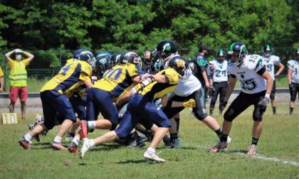 Football: I Blitz sono pronti ad affrontare i playoff