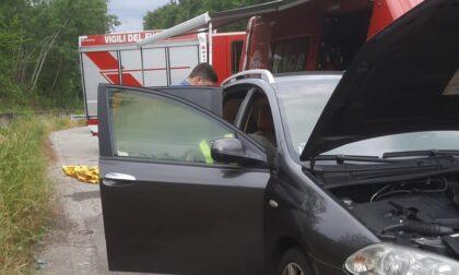43enne trovato senza vita nella sua auto sulla SP460