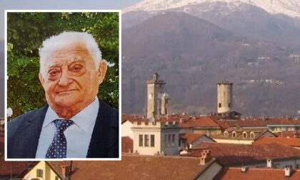 Lutto a Cuorgnè: l'ultimo saluto ad Andrea Aceto