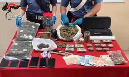 Gemelli di Ozegna gestivano market della droga, arrestati