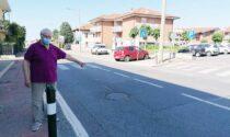 San Francesco al Campo i residenti di via Torino sul piede di guerra