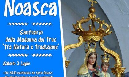 A Noasca tutto pronto per la Festa della Madonna del Truc