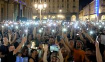 No Green Pass: in migliaia in piazza a Torino per protestare