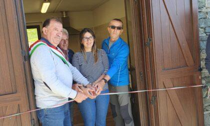 Toma di Lanzo inaugurato un nuovo alpeggio a Usseglio