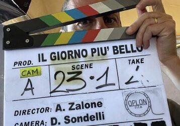 Ciack si gira al Castello di San Giorgio, iniziate le riprese del film di Andrea Zalone con Luca Bizzarri