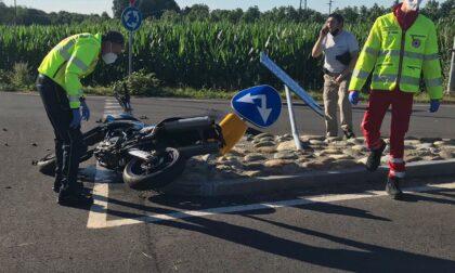 Due incidenti in mattinata tra Agliè e Cuorgnè