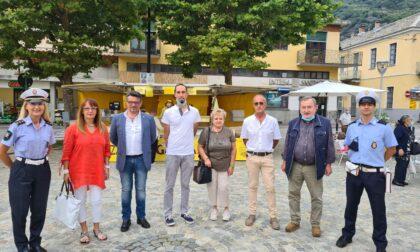 Inaugurato domenica scorsa il mercato pontese di Campagna Amica