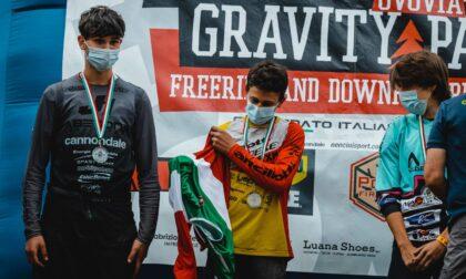 Lorenzo Mascherini vince il secondo titolo in carriera