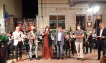 Concert dla Rua sfida la pandemia e per una sera riporta in paese un'atmosfera di festa