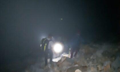 Escursionisti in difficoltà nel vallone di Forzo, intervento del Soccorso Alpino in Canavese